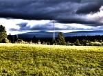 18 km Wanderung - Heimweg - HDR