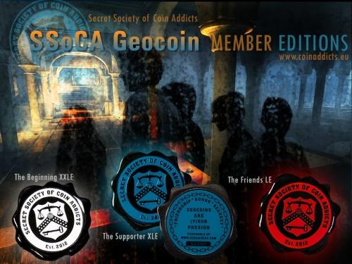 SSoCA-Membereditionen