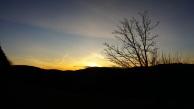 Sonnenaufgang am Hegeberg